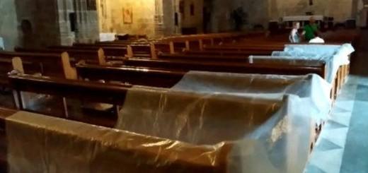 goteras iglesia Xabea Alicante