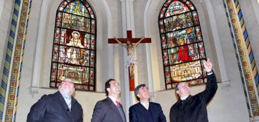 iglesia san Saturnino Santiago de Chile 2017