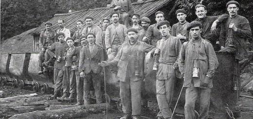 mineros Oviedo 1920