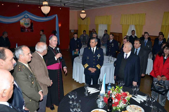 obispo dia fuerza aerea Argentina 2017 a
