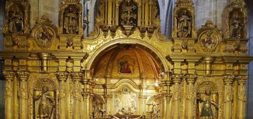 retablo catedral La Calahorra