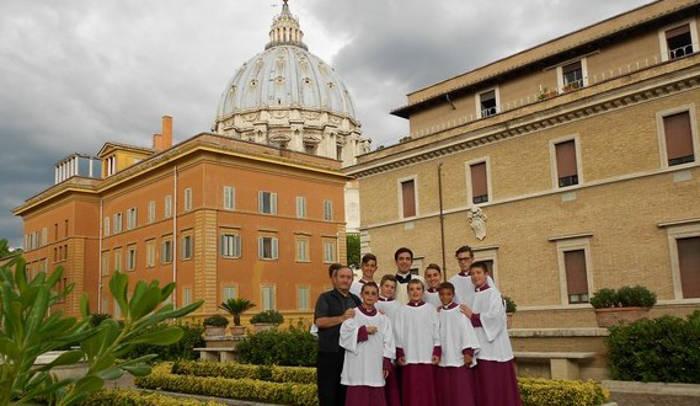 El pre seminario San Pío X
