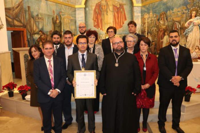 El alcalde pp de el ejido almer a asiste con otras - El ejido almeria ...