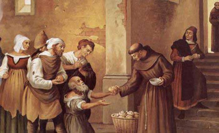 Citations des Pères de l'Eglise concernant l'AUMÔNE et la CHARITÉ (en espagnol) Limosnas-edad-media