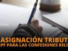No a la asignación tributaria en el IRPF para las confesiones religiosas