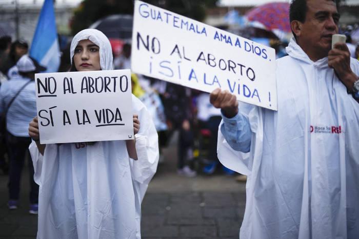 Matrimonios Catolicos Guatemala : Católicos y evangélicos se unen en guatemala para manifestarse en