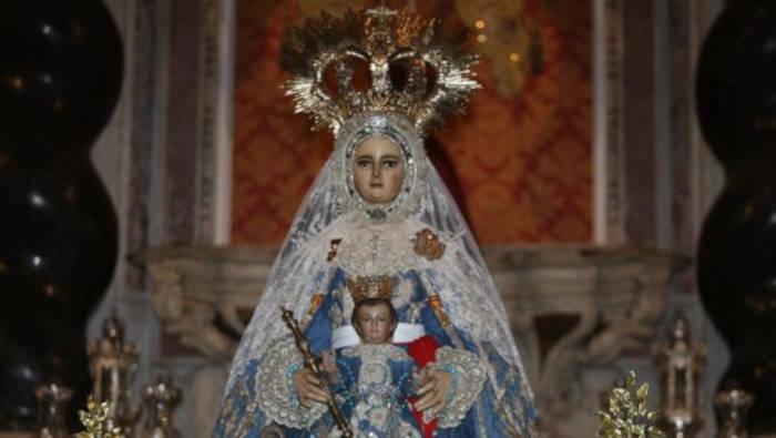 sentencia a favor de la medalla a la virgen del rosario patrona de