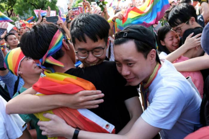 Que País Ha Legalizado El Matrimonio Gay En Asia
