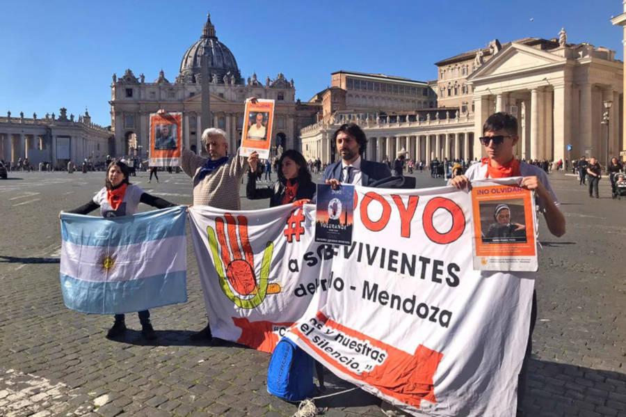 Víctimas del Provolo en Roma